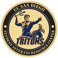 Student Veterans Resource Center logo - return to home page